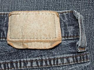 Jeans-Label