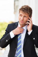 unangenehmes Telefonat