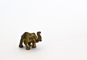 Figurine d'éléphant