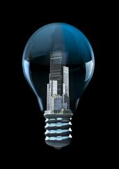 City bulb