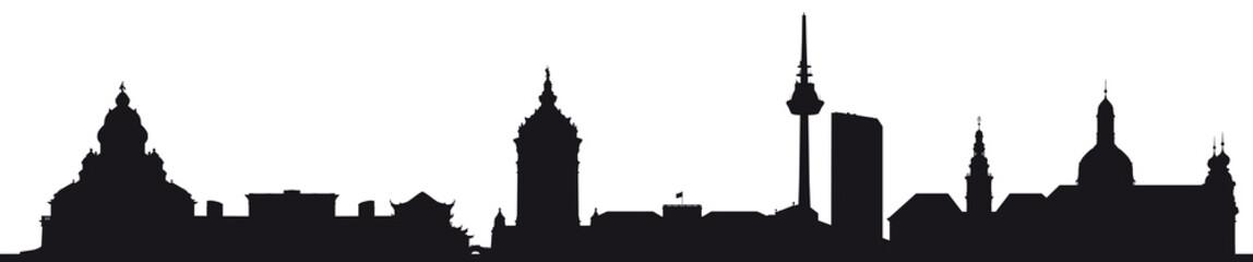 silhouette frankfurt pfalz ladies