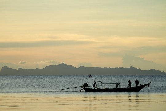 tailboat thailand