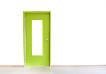 einsame Tür