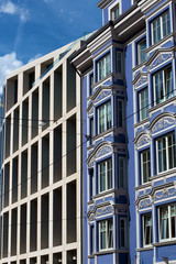 Architecture - modern & classic buildings