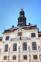 Altes Rathaus Lüneburg, Deutschland