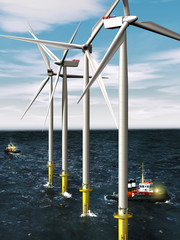 wind energy array offshore windenergieanlagen