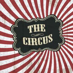 Fond de hotte en verre imprimé Affiche vintage Classical circus background, vector, eps10