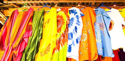 Craftmanfship Batik Shirt.