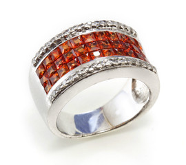 ring with the ruby