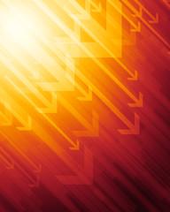 矢印の背景イメージ