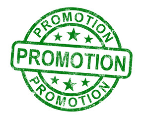 Promotion Stamp Showing Sale And Reduction