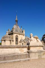 Castle Chateau Chantilly, France