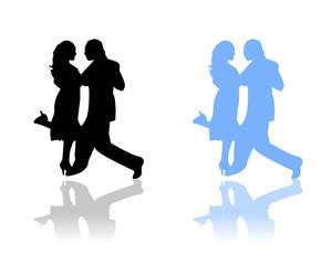 Duos de danseurs