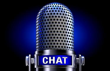 chat mic