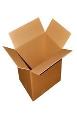 carton d'emballage