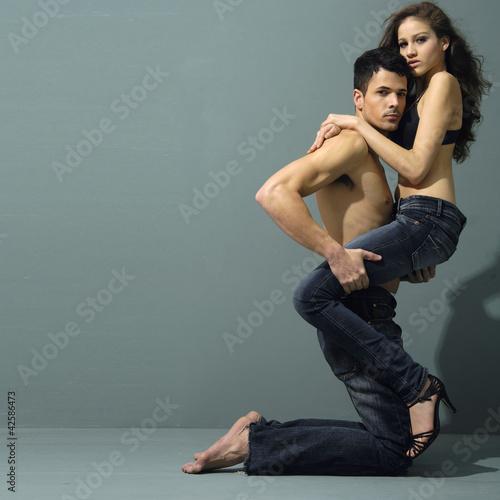 Sexy young couples, amateur sur blog