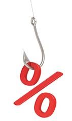 3d red percent