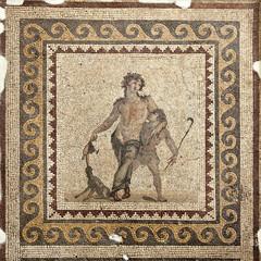 The Drunken Dionysus Mosaic