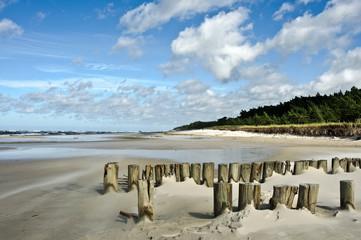 Nadmorski krajobraz