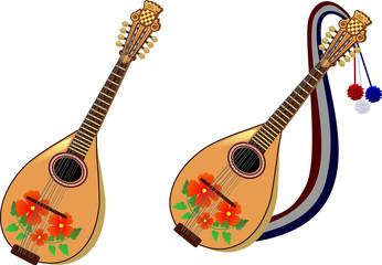 Croatian Mandolin Set