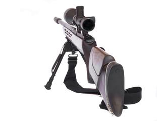 Sniper Rifle Rear