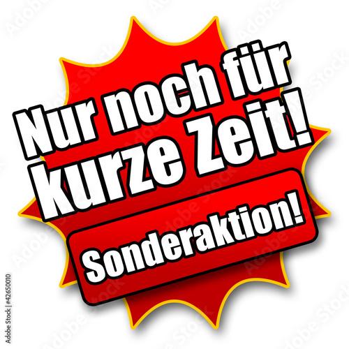 sonderaktion