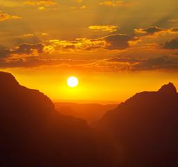 Staande foto Canyon Grand canyon