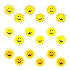Sonne ~ Sun ~ Happy - Megaset