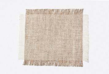 A piece of linen cloth