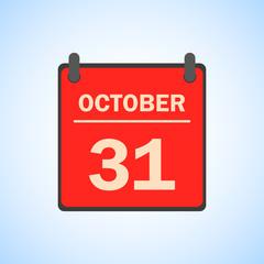 Vector calendar.
