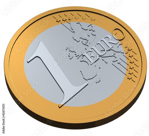 1 Euro Münze 3d Stockfotos Und Lizenzfreie Bilder Auf Fotoliacom