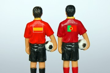 Spanien Portugal