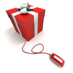 digital present, internet shopping
