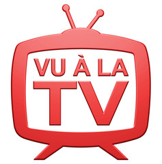"Logo ""Vu à la TV"""