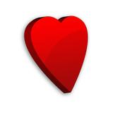 Couple d 39 amoureux en ombre chinoise photo libre de droits sur la banque d 39 images - Coeur d amoureux ...
