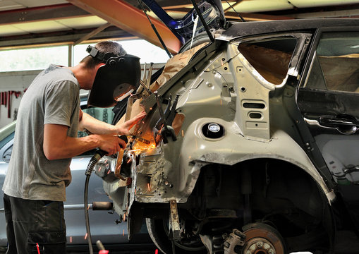 Car body work