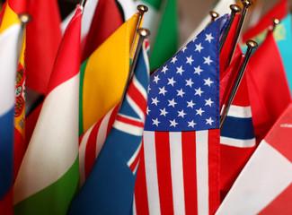 Flaggen - USA im Fokus