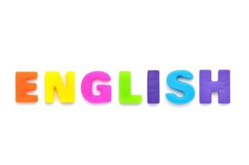 アルファベット ENGLISH