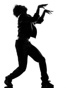 hip hop funk dancer dancing man zombie walk