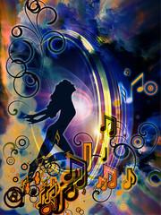 Flower of Music