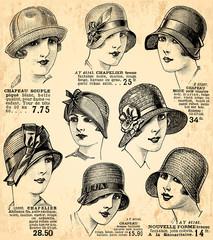 Wall Mural - fond chapeaux