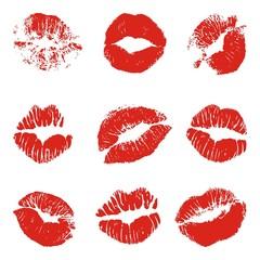 Kussmund ~ Kusslippen ~ Lippen - Megaset