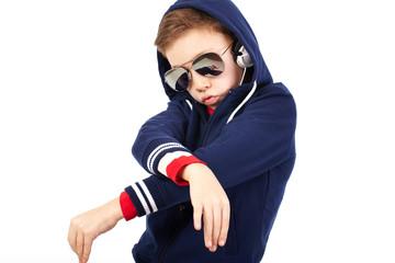 Teen rapper