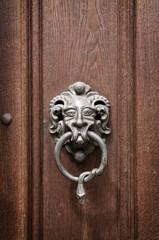 Fearsome Door Knocker