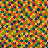 puzzle muster hintergrund bunt endlos - Puzzle Muster