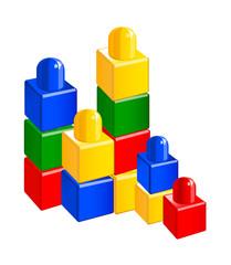 vector icon block