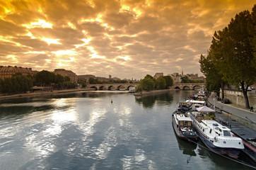 Paris, Ile de la cité