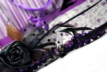Luxury glamour women accessories