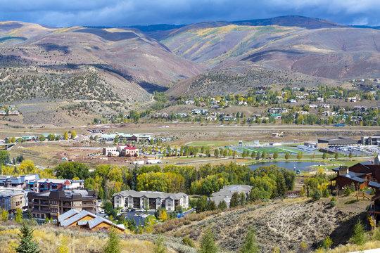 Small Town in Colorado