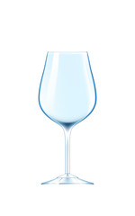wine glass empty